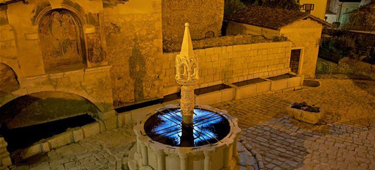 Il Ballo della Fontana di Fontecchio